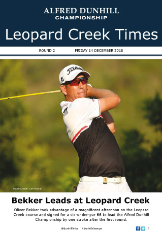 The Leopard Creek Times