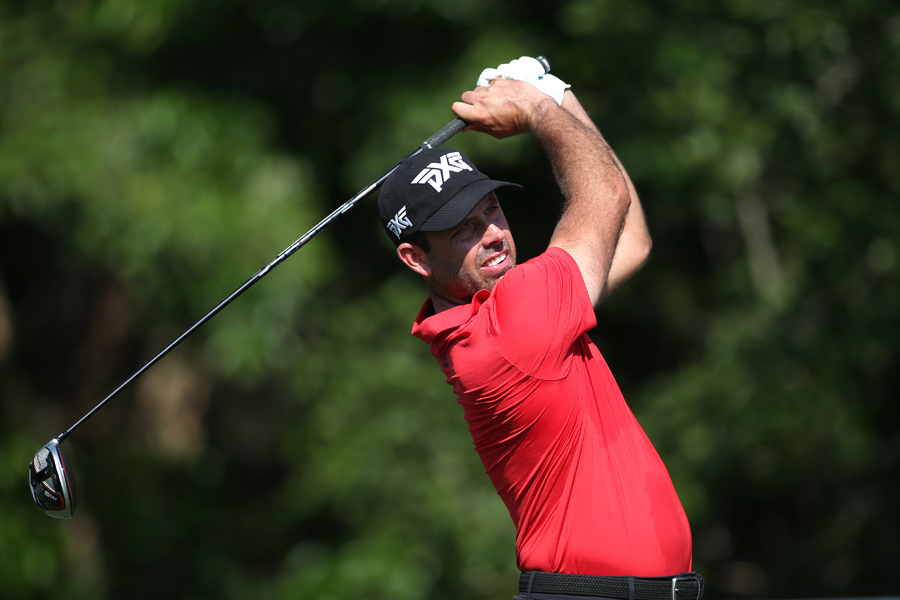 Charl Schwartzel made his long-awaited return from injury in the 2019 Alfred Dunhill Championship and finished tied third.