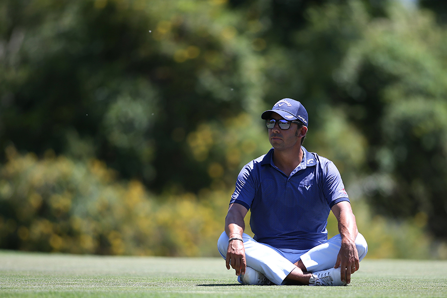 Pablo Larrazábal always feels at home at Leopard Creek