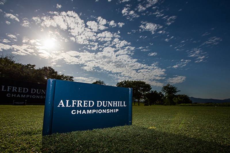 2020 Alfred Dunhill Championship