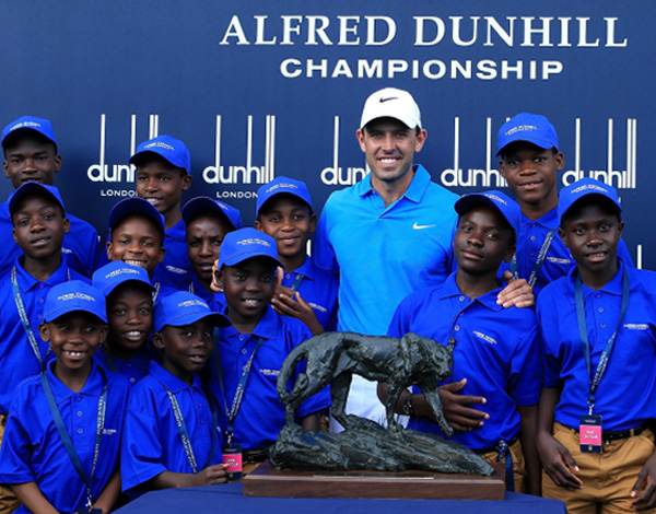 Alfred Dunhill Championship Previous Winners - 2015 Schwartzel